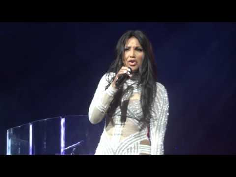Toni Braxton - Love Shoulda Brought You Home - Live @ Sprint Center 10/14/2016