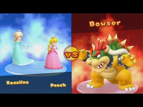 Mario Party 10 - Rosalina vs Peach - Chaos Castle from YouTube · Duration:  32 minutes 35 seconds