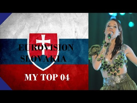 Slovakia in Eurovision - My Top [2000 - 2016]