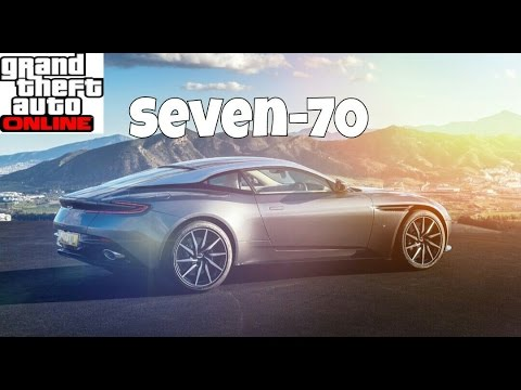 GTA Paint Jobs Aston Martin Gray Build Seven YouTube - Aston martin jobs