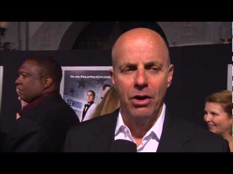 21 Jump Street: Premiere Official Red Carpet Interview Producer Neal Moritz [HD]