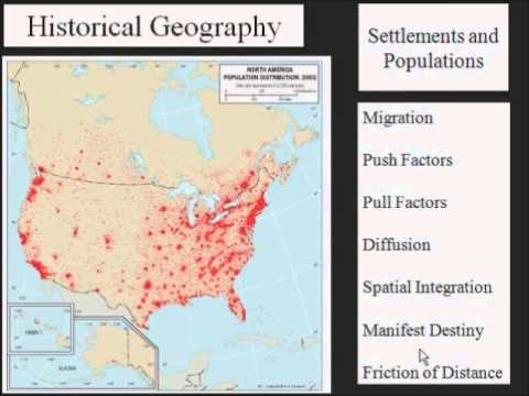 North America - Historical Geography