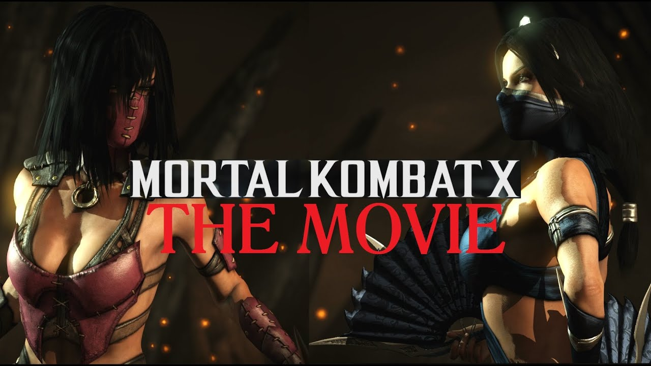 Mortal Kombat X The Movie Full Story Mode 1080p 60FPS | Doovi