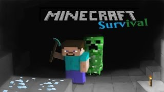 Minecraft survival - Lets play - Episode #1