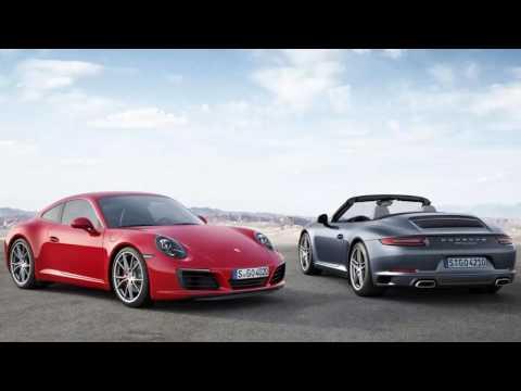 New Design(2017)Porsche 911