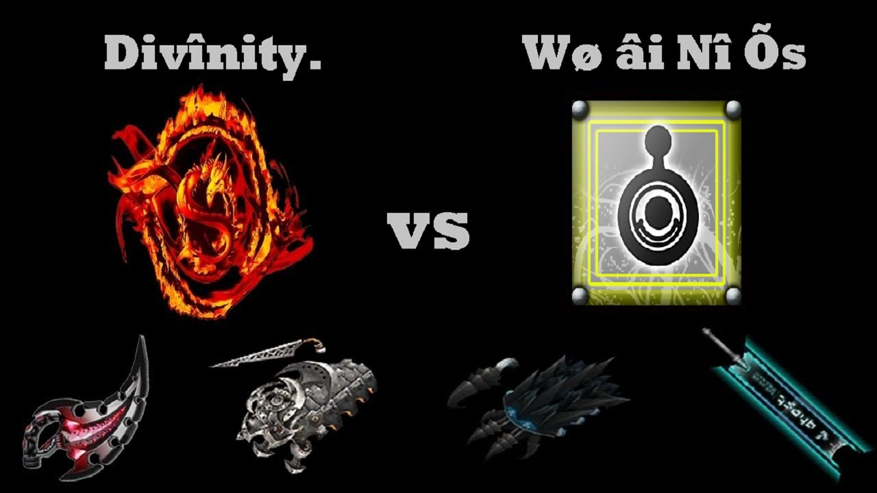 S4 League | Divînity. vs Wø âi Nî Õs