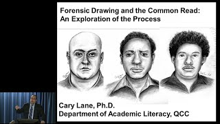 Forensic Drawing And The Common Read: An Exploration Of The Process And The Ronald Cotton Case