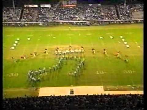 1994 South Oldham High School Band