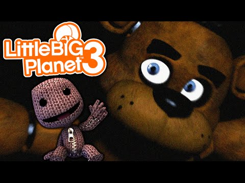 Download freddy s big mistake little big planet 3 2 five nights at