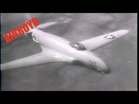 Lockheed P-80 Shooting Star Introduced (1945)