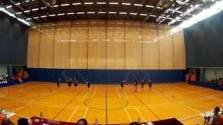 2014-06-29 跳繩強心2014 港澳信義會慕德中學