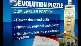 Devolution structure