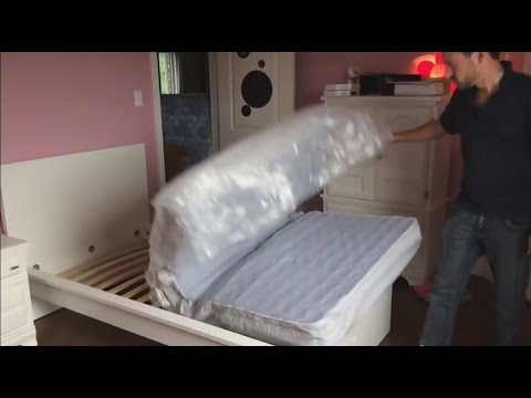 How To Unpack An Ikea Mattress Like A Boss Matelas Ikea