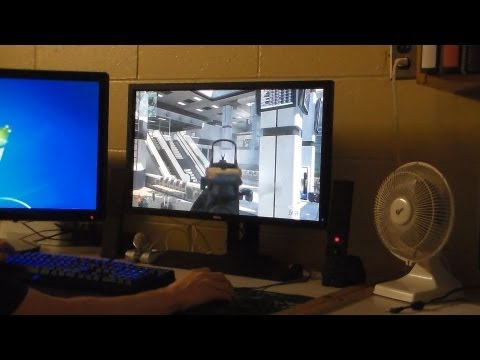 The Best Gaming Monitor: BenQ XL2420T Unboxing and Review