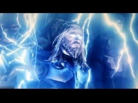 Тор, Железный человек, Капитан Америка vs Танос - Мстители Финал