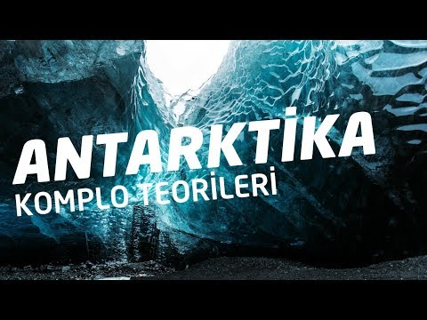 Antarktika | Buzulların
