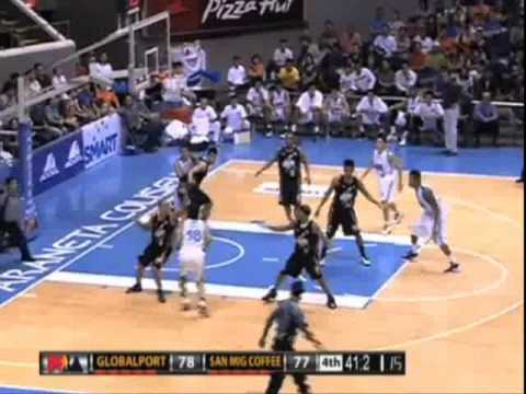 James Yap - Man With A Million Moves Mix