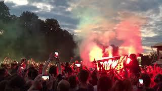 Enter Shikari - Sssnakepit + ...Meltdown + The Jester (Live @ Kiev 2018)
