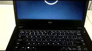 Dell laptop LATITUDE 3480 Core I7 7th generation Un-boxing