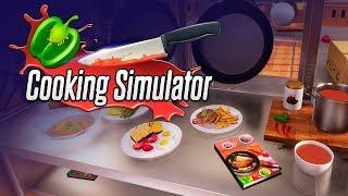 Повариха / Cooking Simulator