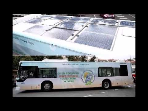Turkey's 'first solar public bus' to hit Istanbul roads