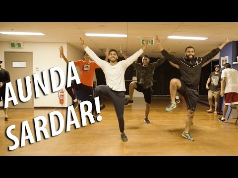 Bhangra Routine: Ministry Of Bhangra (Sydney) [BDU 2016 Ending]