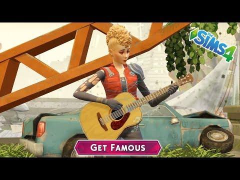 Apokaliptikus előadás   The Sims 4: Get Famous 11. rész thumbnail