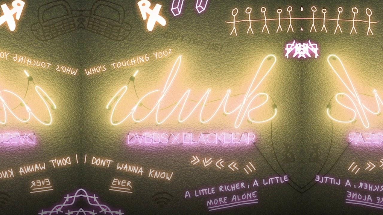 DVBBS & Blackbear — IDWK (Yellow Claw Remix) [Ultra Music]