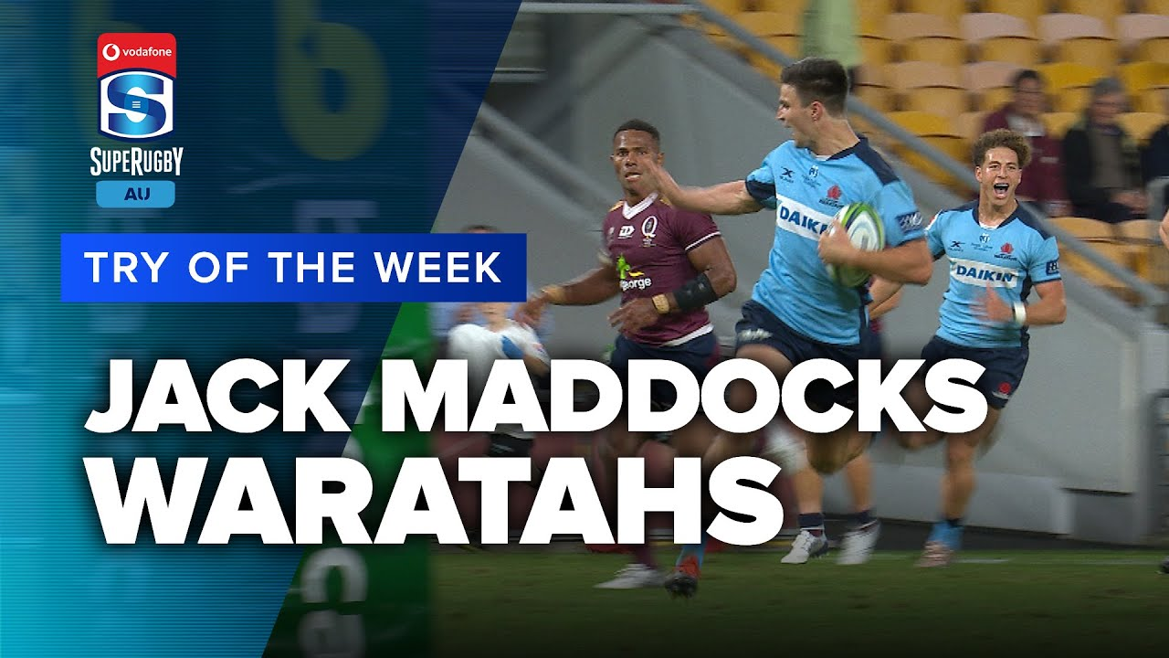 TRY OF THE WEEK | Super Rugby AU Rd 1