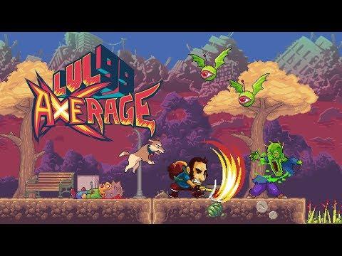 LVL99 AxeRage Gameplay Trailer