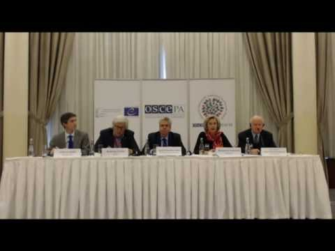 Turkey, Early Parliamentary Elections, 1 November 2015: Limited Elex Observation Mission Press Conf.