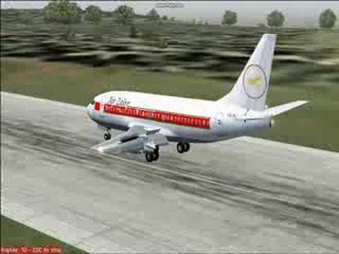 Flight Club International: Goma to Kinshasa