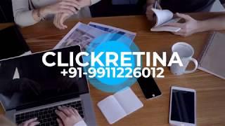 Clickretina.com Promo - Digital Marketing, Website Designing, SEO company in Lucknow