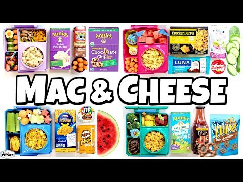 Mac~n~Cheese THROWDOWN 🛎️ Making YOUR Lunches