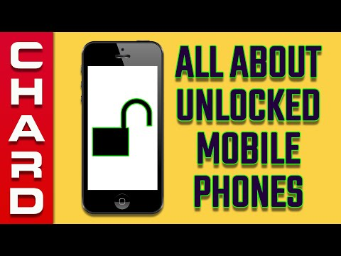 Unlocked Phones: Here's What You Need To Know