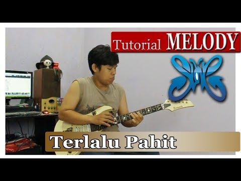 Tutorial Melodi Slank -Terlalu Pahit ( Official By Endhoshuter Melodi )