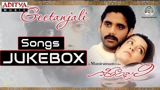 Geetanjali (గీతాంజలి ) Telugu Movie || Full Songs Jukebox || Nagarjuna, Girija