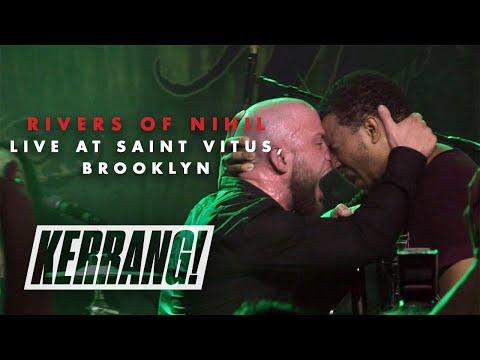 RIVERS OF NIHIL: Live at Saint Vitus in Brooklyn, New York