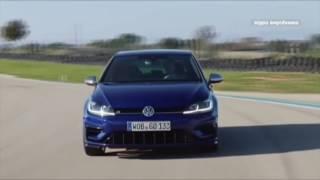 Volkswagen показал спортивную версию Golf R