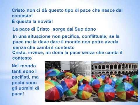 catechesi di don Fabio Rosini - I frutti dello Spirito Santo - la pace