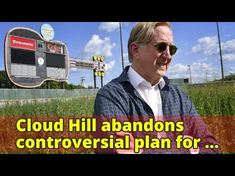 Cloud Hill abandons controversial plan for Nashville's Greer Stadium