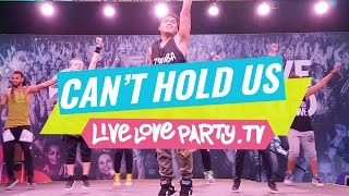 Can't Hold Us | Zumba® with ZJ Marlex | Live Love Party