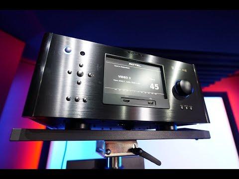 Test: ROTEL RAP-1580 Dolby Atmos / HDR Heimkino AV-Receiver
