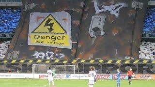 "Oprawa ""High Risk Supporters"" Lech Poznań - FC Basel 1:3 (29.07.2015)"