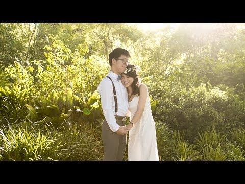 Melbourne Wedding Video 2016  | Frankie Chan & Chloe Wedding at Gum Gully Farm