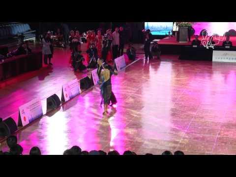 2014 Nanjing WDSF PD Open Latin | The Final Reel | DanceSport Total