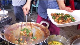 Asian Street Food - Fast Food Street in Asia, Cambodian food #74