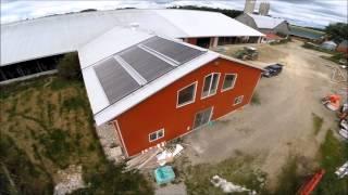 Enerworks - Maple Lane Dairy Farm Inc. - Woodstock Ontario Canada