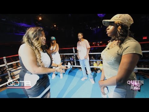 BABS BUNNY & VAGUE present QUEEN OF THE RING O'FFICIAL vs COUTURE #NHB
