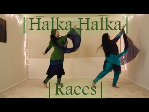 Halka Halka Dance | Raees | Zuena and Shaina